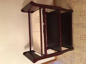 Table à langer Graco en bois, très résistante, comme neuve