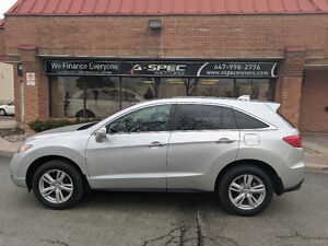 2014 Acura RDX Tech Pkg**ONE OWNER, ACCIDENT FREE,FULLY LOADED