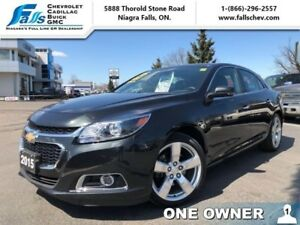 "2015 Chevrolet Malibu LTZ  2.0L TURBO,19""ALLOYS,NAV,SUNROOF,LEAT"