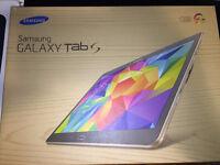 Trade Galaxy Tab S 16GB Bronze WiFi+LTE for smartphone