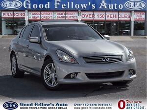2012 Infiniti G37X  AWD, LEATHER, SUNROOF, NAVIGATION, REAR CAME