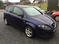 2006 Seat Altea 1.6 8v 2007MY Reference Sport