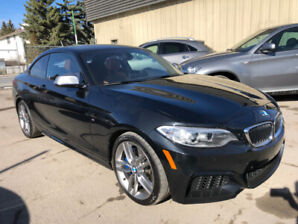 2015 BMW 2-Series M235i xDrive Coupe - Nav, camera, leather,roof