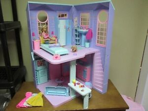 Maison de barbie jeux et jouets dans sherbrooke petites annonces class es - Jeux de maison de barbie ...