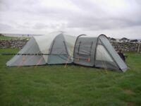 Vango Diablo 600xp Family Tent