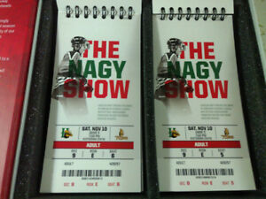 Mooseheads tickets for sale.