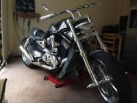 Harley Davidson night rod custom