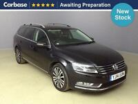 2014 VOLKSWAGEN PASSAT 1.6 TDI Bluemotion Tech Sport 5dr Estate
