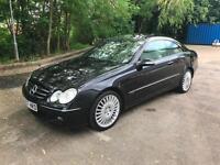 Mercedes-Benz CLK 3.0 CLK280 Avantgarde 7G-Tronic 2dr Lovely Spec,