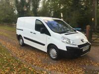 Peugeot Expert 2.0HDi 120 L1 H1 3 Seats 6 Doors Air Conditioning