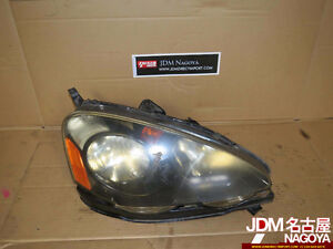JDM Honda DC5 Acura RSX Front Right Side HeadLight Black Housing