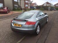 Audi TT 57 plate