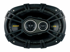 "Kicker CS693 3-Way Speakers 6"" x 9"" - 150 Watts RMS"