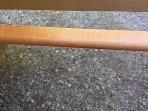 Stained maple. Bullnose/backband and 1x4x8 Peterborough Peterborough Area image 3