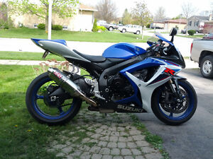 2007 GSXR 600, Great Condition!