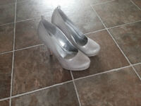Prom or Fornal evening shoes