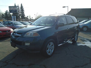 2004 Acura MDX, SUV, LEATHER, SUNROOF, (SOLD,SOLD,SOLD)