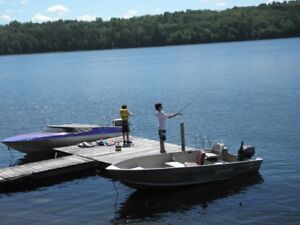 CHALET - 112 KMS FROM OTTAWA - AUG/ AOUT  25 - SEPT 1 &