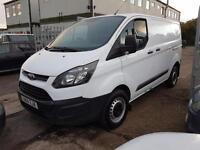 Ford Transit Custom 290 Lr Pv DIESEL MANUAL 2014/14