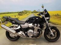 Honda CB1300 2003**CUSTOM PAINT JOB, RADIATOR COVER, FLY SCREEN, TAIL TIDY**