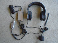 Tritton AX Pro Dolby Digital gaming headset for Xbox 360