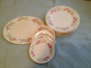 Snowhite Regency Collection - Plates