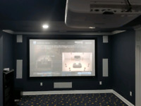 Professional Home theater Installation & TV wall Mounting