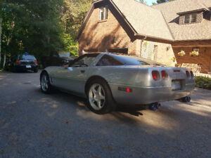 Corvette LT4 Collectors Edition Z51 1996