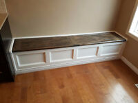 AFFORDABLE CUSTOM CABINETRY AND BUILT INS