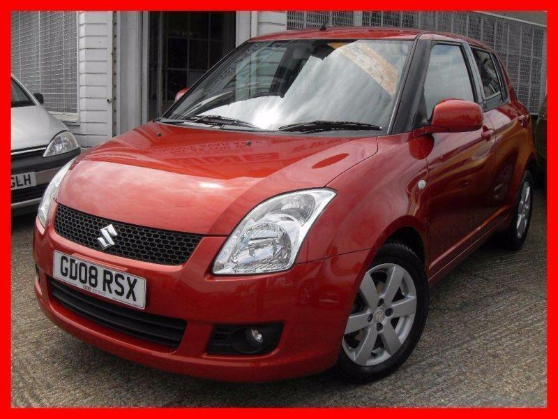 2008 suzuki swift 1 5 glx 5dr in ilford london gumtree. Black Bedroom Furniture Sets. Home Design Ideas