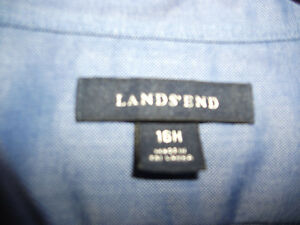 LAND'S END SHIRT Kitchener / Waterloo Kitchener Area image 2