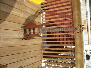 Peavey Grind 6 String Bass Guitar