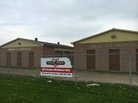 UNRESERVED ONSITE AUCTION OF STORAGE UNITS
