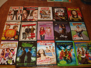 15 Comedy DVDs for $10