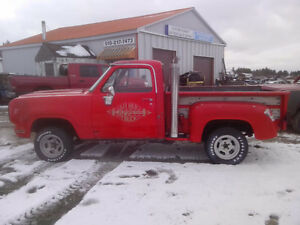 Dodge Little Red Express PARTS only!!