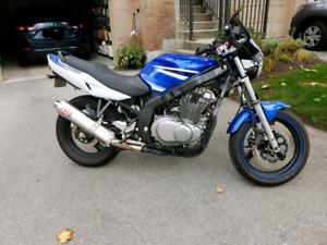 Suzuki GS500 Low km great condition
