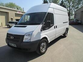 2013 Ford Transit 2.2TDCi 125PS euro 5 350L diesel LWB 1 owner cd stereo