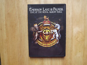 FS: Emerson, Lake & Palmer Live Concert DVD's x2 London Ontario image 1