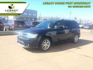 2014 Dodge Journey RT  7 passenger seating,  Dual DVD