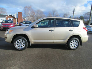 2009 Toyota RAV4  FRONT WHEELS DRIVE.TRADE WELCOME