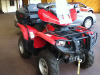 YAMAHA GRIZZLY 550 2014