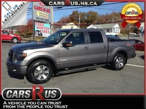 2014 Ford F-150 FX4....No Charge 2 year extended warranty includ