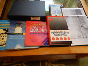 OH&S (Occupational Health & Safety) Texts