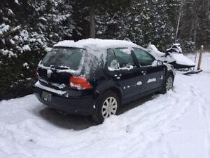 Volkswagen Golf Hatchback diesel