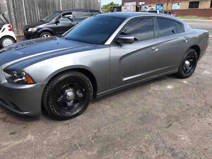 2012 Dodge Charger EX Cop Sedan