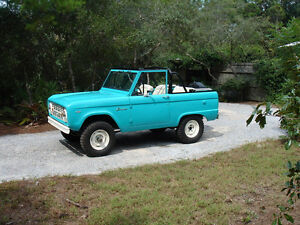 1966-1977 Ford Bronco or parts