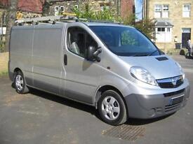 2012 VAUXHALL VIVARO LWB 2.0CDTI 2.9t Euro 5 Diesel Van