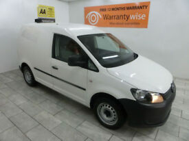 2013,Volkswagen Caddy 1.6TDI ( 75PS ) C20+***BUY FOR ONLY £36 PER WEEK***