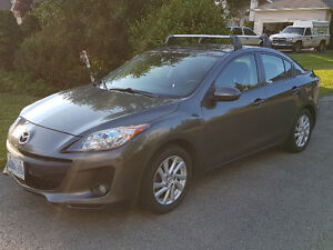 2012 Mazda Mazda3 GS-SKY 6spd M Sedan & more....