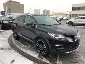 2017 Lincoln MKC Reserve  Rates as low as 0.9% , Incl. 6yr/16000